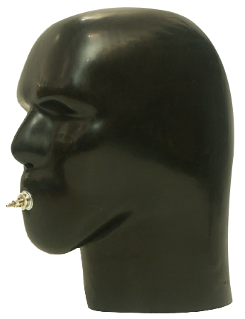 Zware Rubber Latex Helm M4a-z - sg-m4a-z