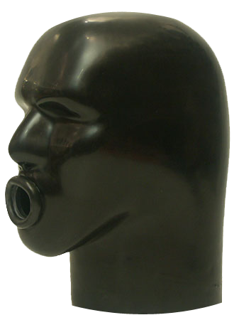 Heavy Rubber Latex Helmet M4b-z - sg-m4b-z