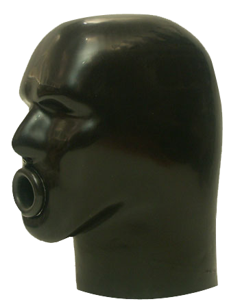 Heavy Rubber Latex Helmet M4c-z  - sg-m4c-z