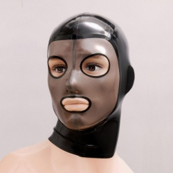 Feitico Latex Mask 'Helios' - ft-02-06