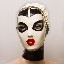Latex Hestia Mask - ft-01-04
