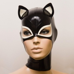 Feitico Latex Mask 'Metis' - ft-01-14