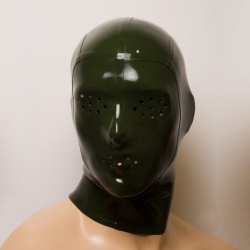 Latex Mask 'Morpheus'  - ft-02-04