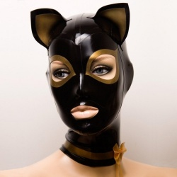 Latex Mask 'Rhea' - ft-01-05