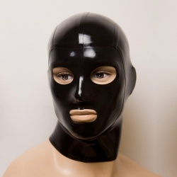 Latex Mask 'Zeus' - ft-02-01