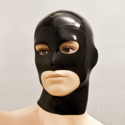 Latex Mask 'Zeus II' - ft-02-10