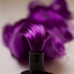 Feitico Ponytail purple - ft-c6-lila