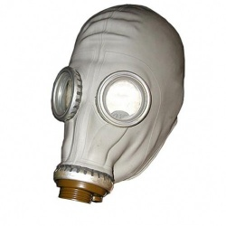Grey Russian Gas Mask - fp-gasmask