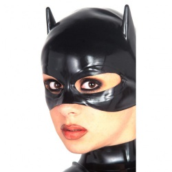 Latex Katzenmaske von Latexa - la-1205