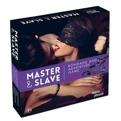 MASTER & slave Bondage Game Purple - e27960