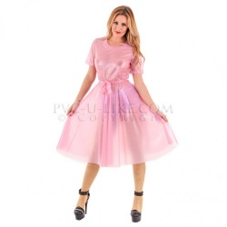PVC Short Nursey dress by PVC-U-LIKE - pul-dr31