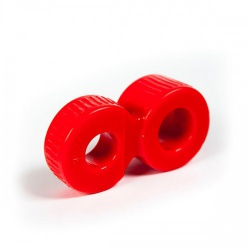 ZiZi Trainer C&B Stretcher Red by ZIZI XXX - du-zz08r