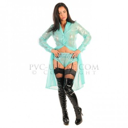 PVC Examination dress by PVC-U-LIKE - pul-dr36