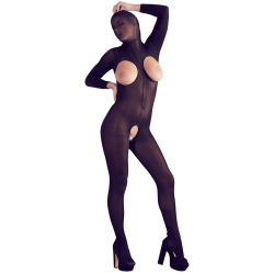Mask Catsuit by Mandy Mystery Lingerie - or-25509381101
