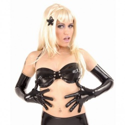 Long Latex Opera Gloves by Anita Berg AB4056 - ab4056