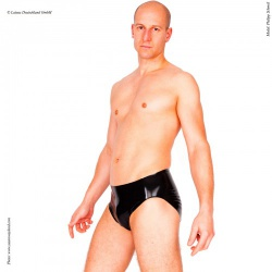 Mens briefs with pouch in size Small up to XLarge by Latexa #1104