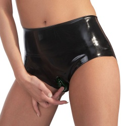 Latex Vagina Briefs by LATE-X - or-2950120