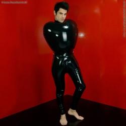 Inflatable straitjacket for men - la-3257