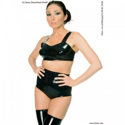 Latex Unisex Briefs by Latexa - la-1142