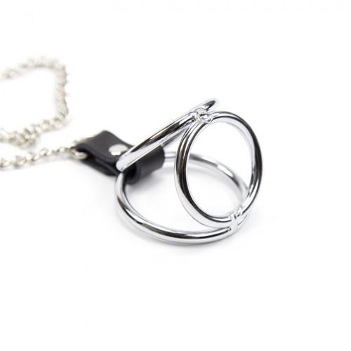 Penis-Bal tri-ring