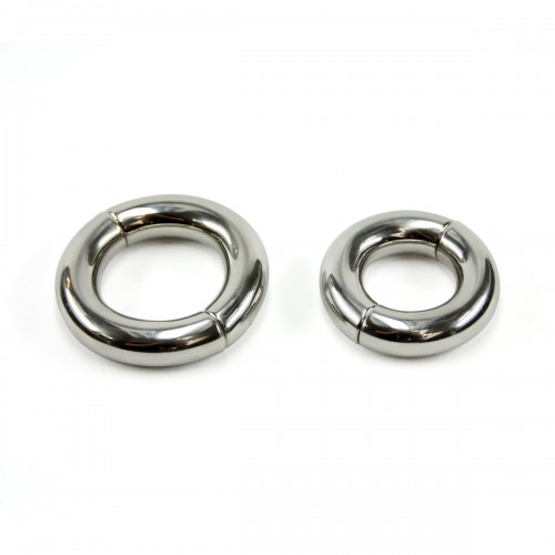 Stalen Magnetische Donut Ring Ballstretcher - mae-sm-093