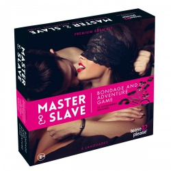 Master & Slave Bondage Game Magenta - ep-e27959