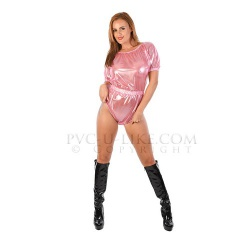 PVC Close Fitting Playsuit by PVC U Like - pul-su22