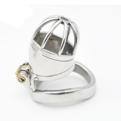 Steel Chastity Cage by MAE-Toys - mae-sm-114