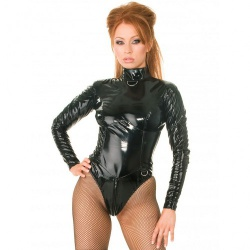 PVC Boned Mistress Body - hr-h1257