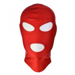 Red Spandex Hood by MAE-Toys - mae-sm-168red