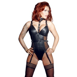 Leather Body with Straps by ZADO - or-200075010