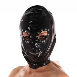 Rubberen Zip It Hood van Honour - hr-r1708