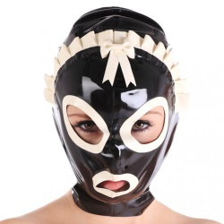 Rubber Maids Hood by Honour - hr-r1707