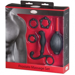 Prostate Massage Set van MALESATION - str-640000010851