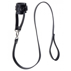 Ball Stretcher With Leash by Strict Leather - opr-1070004