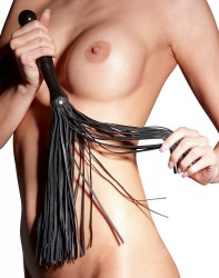 Leather Flogger by ZADO - or-20400001001