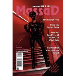Massad BDSM Magazine 292- Massad editie November - December 2018 - ms-massadmagazine292