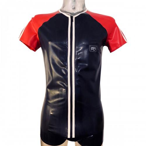 Latex Heren Raglan Shirt