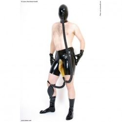 Latex Piss Pants by Latexa - la-3232
