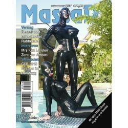 Massad BDSM Magazine 297- Massad editie Aug - Sept 2019 - ms-massadmagazine297