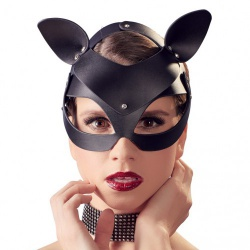 Strass Kattenmasker van Bad Kitty - or-24927251001