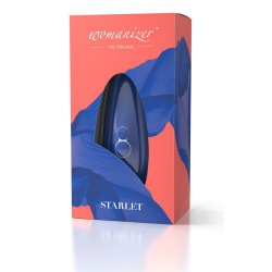 Clitoris Stimulator 'Starlet' - Blauw van Womanizer - or-05963100000
