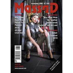 Massad BDSM Magazine 298- Massad editie Okt - Nov 2019 - ms-massadmagazine298
