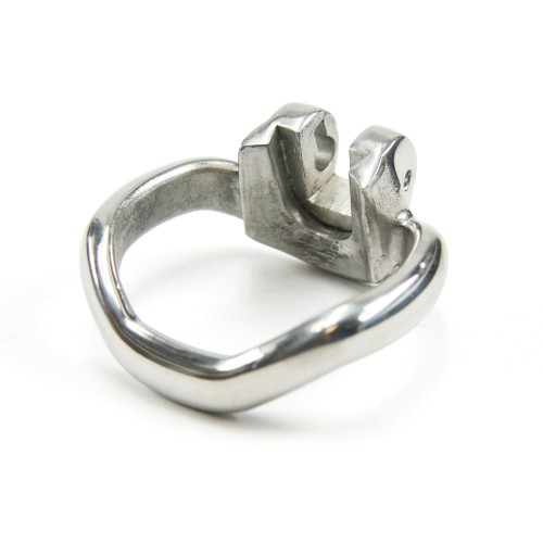 Steel Chastity Cage Ring (mae-sm-065 series)