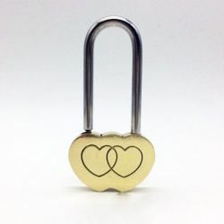 Permanent Love Valentine Locks by MAE-Toys - mae-sm-209