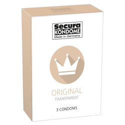 Secura Original 3 Stück. - or-04164100000