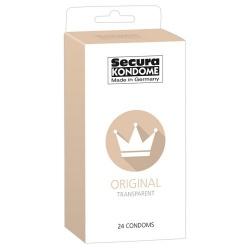 Secura Original 24 Stück - Der Klassiker für safe sex - or-04162150000
