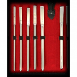 6 Pieces Flat Ended Sound Kit Set 6-11 mm - du-133662