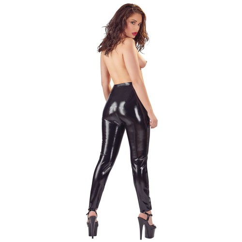 Latex-Quickie Leggings von Late-X