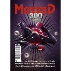 Massad BDSM Magazine 300 - Massad editie - Januari - februari 2020 - ms-massadmagazine300
